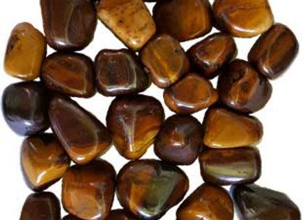 1 lb Desert Sunset tumbled stones