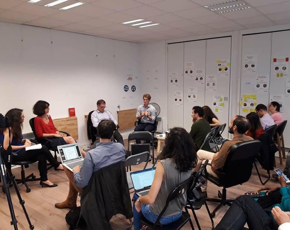 Table Ronde: L'entrepreneuriat socia