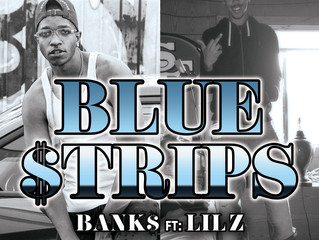 "Bank$ & Lil Z Do It Again with the Drop of ""Blue Strips,"" Providing the Bay with Anoth"