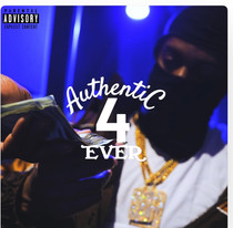"""Authentic 4 Ever"" EP out now by Ernest Kingg"