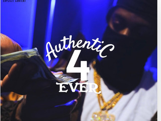 """""""Authentic 4 Ever"""" EP out now by Ernest Kingg"""