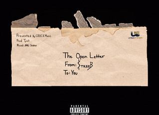 """Streeb Releases His First Project """"The Open Letter,"""" Speaking Only Real Facts and Addressi"""