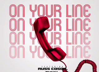 """CR Crucial drops the summertime hit, """"On Your Line,"""" featuring Russ Coson and Thuy"""