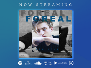 """Foreal"" by Jack Dean Out Now on All Streaming Services"