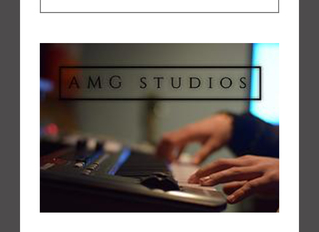 AMG Studios Website Update! Book Sessions, Music Videos, and Photoshoots, While Purchasing Instrumen