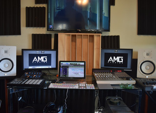 """Lil Z & Shoelace Link Up at AMG Studios to Record to """"Occupied"""""""
