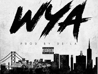 "Shoelace Collabs with Roach Gigz, Lil Z, TrakNation, & AMG to Deliver us ""WYA"""