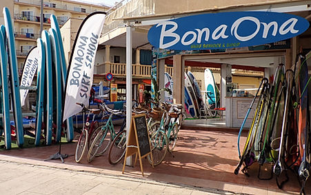 Bona Ona padle surf Can Pastilla