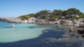 Cala Moltò plage majorque