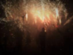 Sa Rocketa Santa Maria Factoria de So Correfoc majorque démons feux d'artifice festival concert fête locale sortir batucada