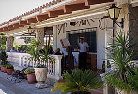 Rancho Bonanza Palma restaurant pas cher majorque cuisine locale