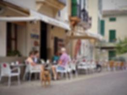 Can Putxet - Lloret de Vistalegre village centre Majorque Sineu