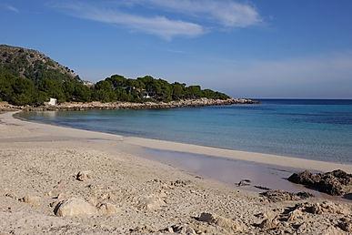 Cala Agulla plage majorque