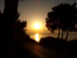 Estellencs Estellencs mer coucher de soleil majorque