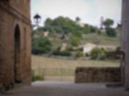 Lloret de Vistalegre village centre Majorque Sineu