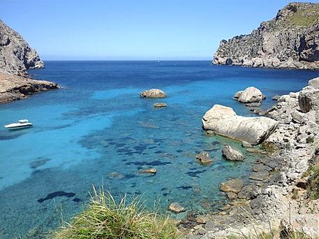 Cala Figuera - Formentor plage majorque