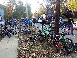 Tour de Carbondale bike ride