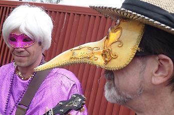 Mardi Gras in Carbondale, Illinois