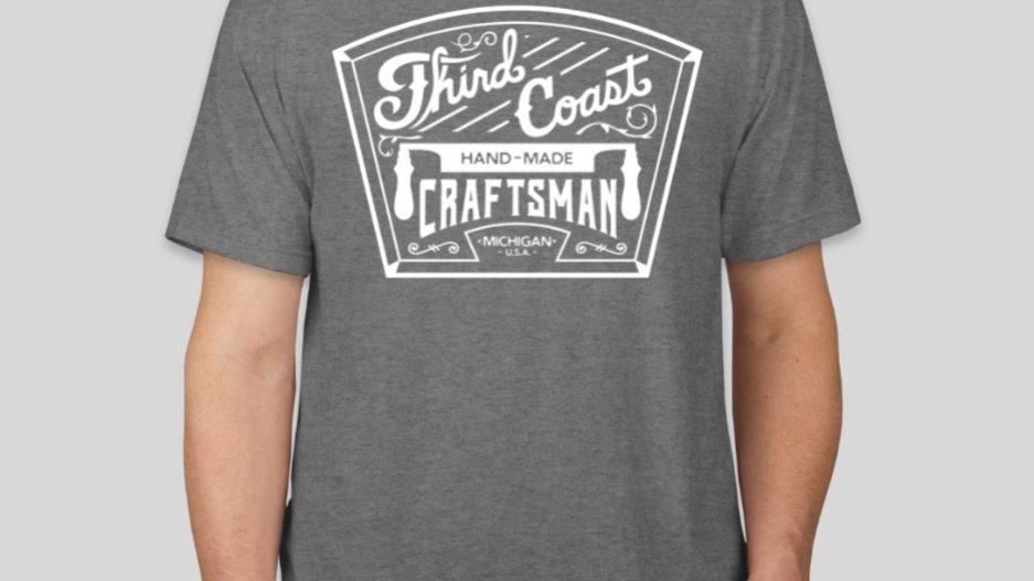 """Premium Grey"" TCC Logo T-Shirt"