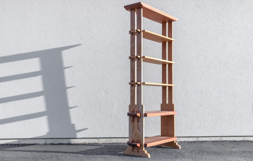 Detailed Plans Of The Large Japanese Style Bookshelf Video On My YouTube Channel This Project Is Built Without Use Any Screws Or Glue And A