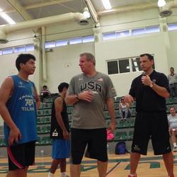 Clinicas para entrenadores