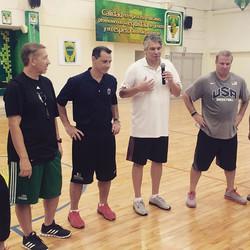 Grandes entrenadores