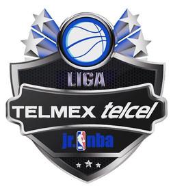 Nuevo logo liga TELMEX Telcel Jr