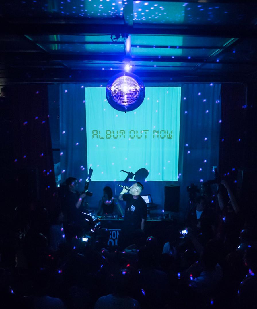 Koncept - 14 Hours Ahead Album Release Party