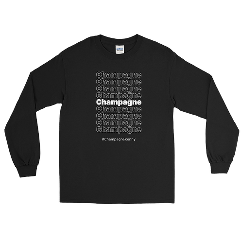 """Koncept/Champagne """"Thank You"""" Long Sleeve"""