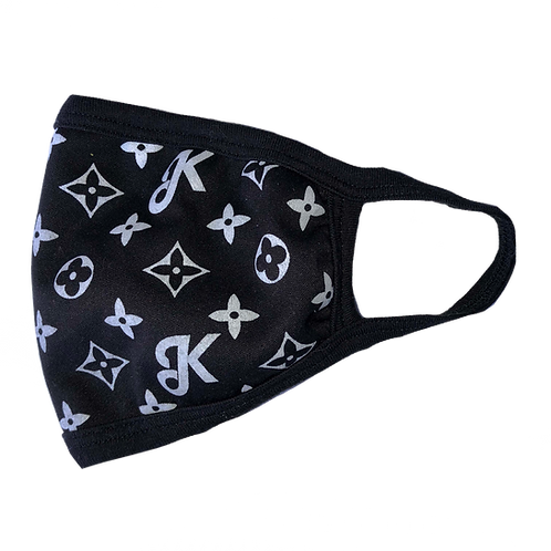 Konny Vuitton Face Mask