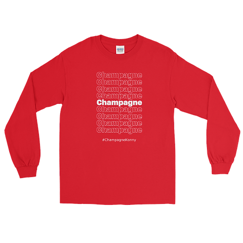"Koncept/Champagne ""Thank You"" Long Sleeve"
