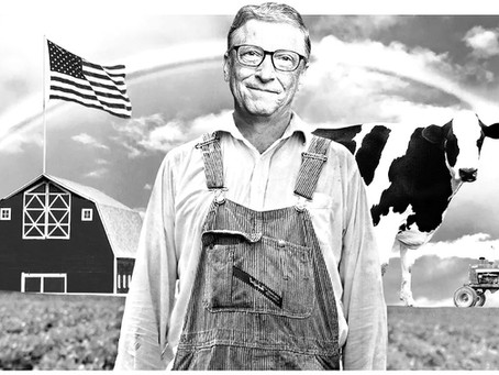 Bill Gates and the Uncertain Future of Food Security