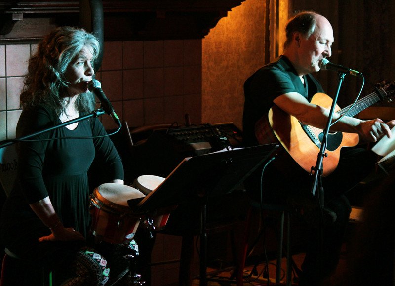 Nook and Crannie Live at Unity Hall 4/6/2019