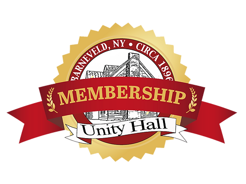 Unity Hall Supporting Membership