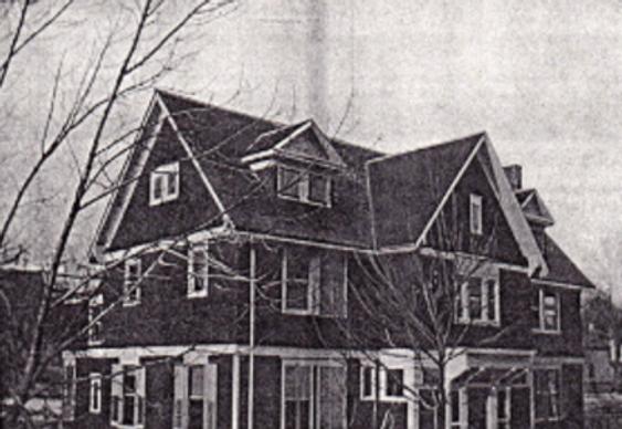 Unity Hall, Barneveld early 1900's