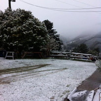 Snow on the old landing.jpg
