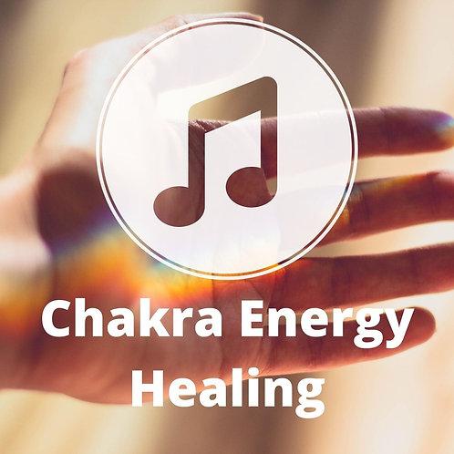 Chakra Energy Healing MP3