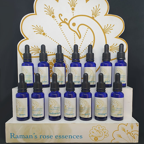 Raman's Rose Essence