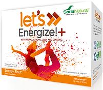 Let's Energize!+ Energy Shot