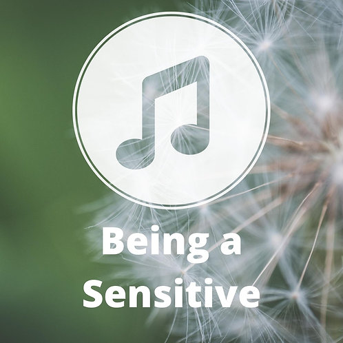 Being a Sensitive MP3