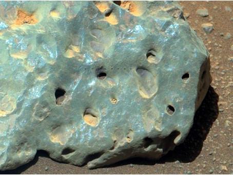 1.9.19  Камень Ориона на Марсе