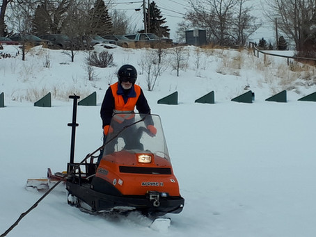 February 24th: Groomed, Trackset and Good to Go