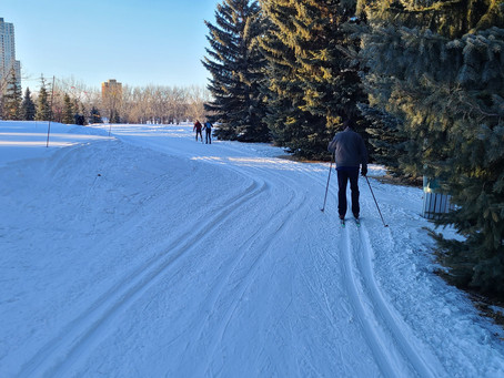 January 5 Update:  Fast and Hard-Packed, Great Skiing!