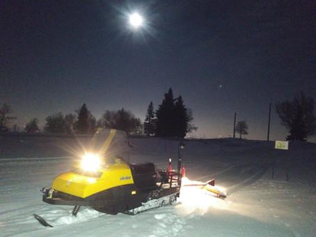 December 22, 7am update:  SNOW!!!!!