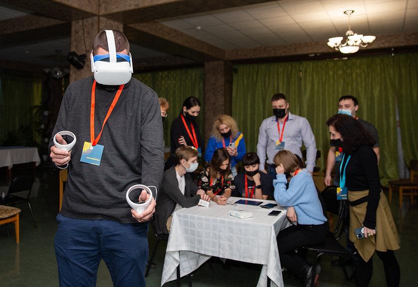 День Охраны труда в виртуальной реальности