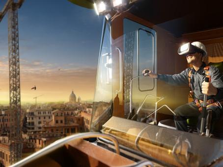 Виртуальная реальность и цифровые двойники