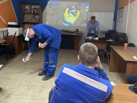 Что думают об обучении в VR по ОТиПБ на российских заводах