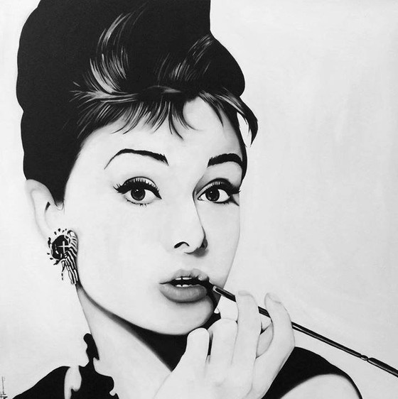 Audrey Hepburn, an Encounter with Grace