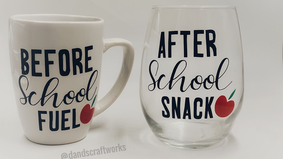 Before and After school duo