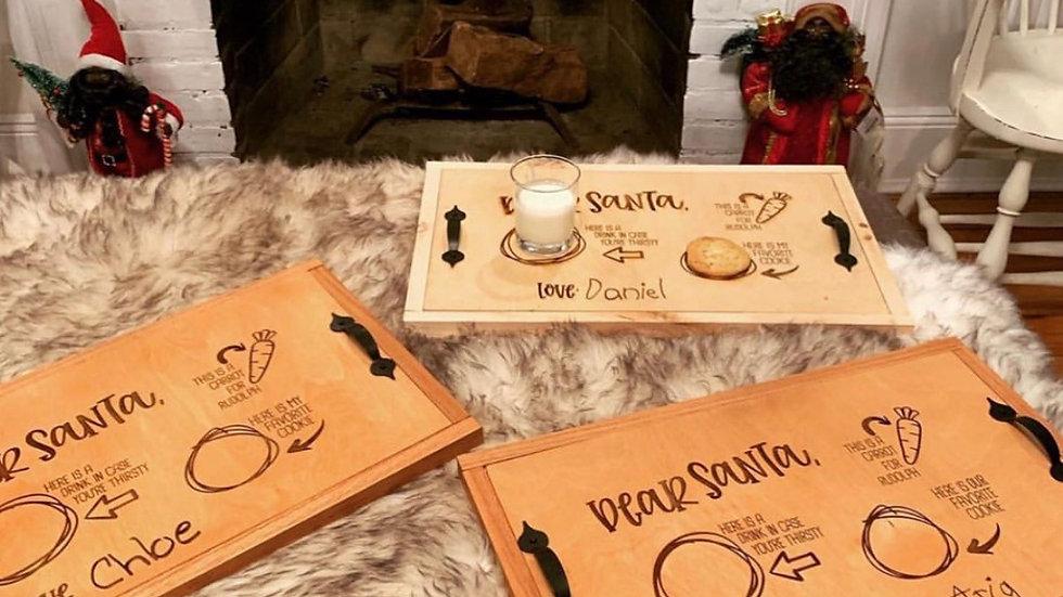 Santa tray